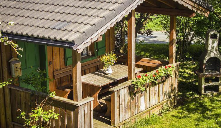 Schusterbauer Gartenhaus