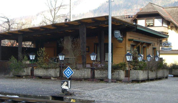 Das Bahnhofstüberl in Bad Goisern. (© Ferienregion Dachstein Salzkammergut)