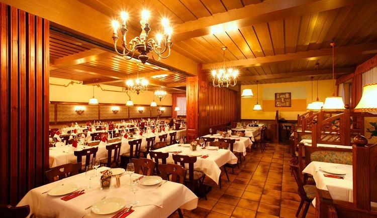 Saal (© Hotel-Restaurant Böhmerwaldhof)