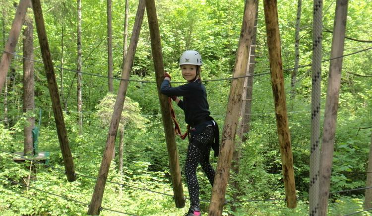 Naturesports, Hochseilgartenpark Hinterstoder