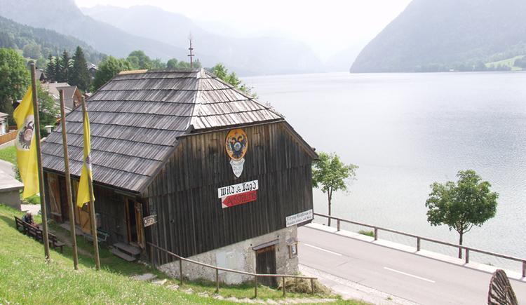 Kaiserlicher Stall in Grundlsee. (© TVB Ausseerland - Salzkammergut, K&S)