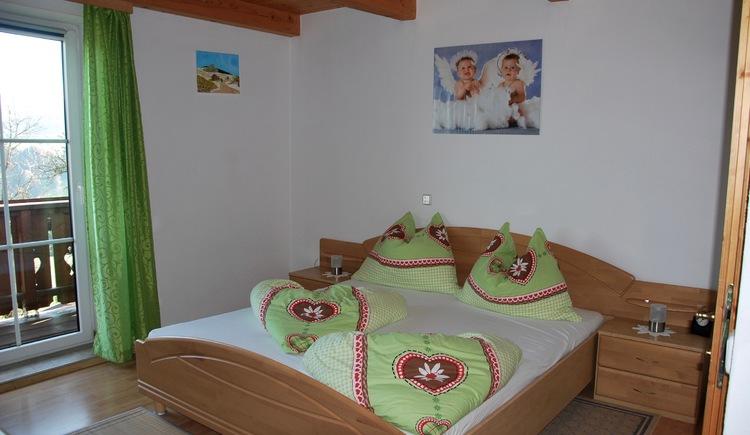 Urlaub am Bauernhof Emeder Salzkammergut Attergau, familienfreundliche Zimmer