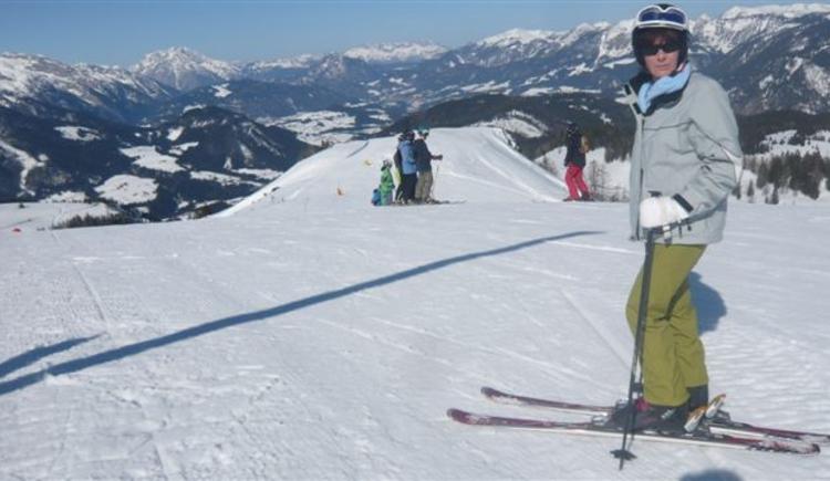 Skifahren (© Reinhart Winterauer)