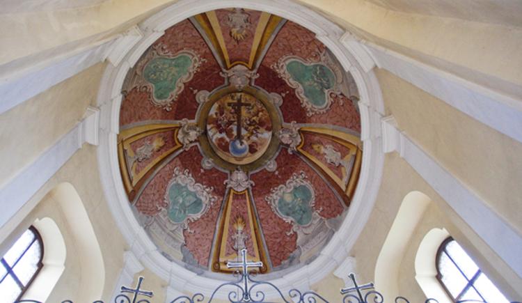 Kuppel Kalvarienbergkirche, Perg ,Oberösterreich