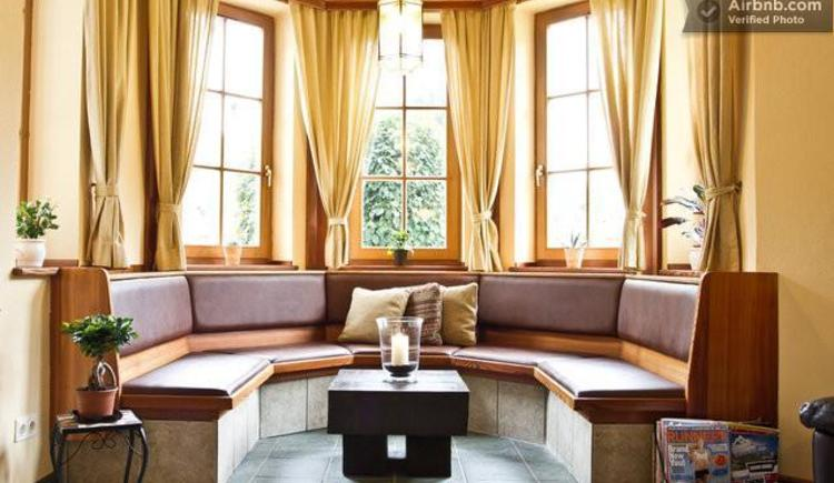 Lounge 1 (© Airbnb Rosenhof)
