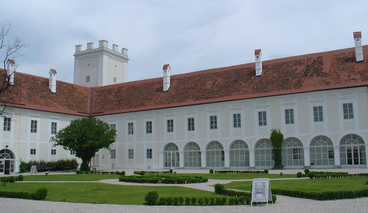 Schloss Ennsegg, Außenansicht