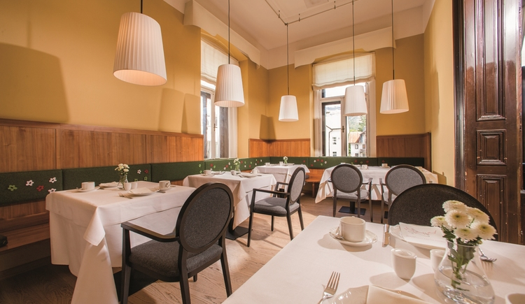 Villa Seilern Restaurant (© Villa Seilern Betriebs GmbH, www.villaseilern.at)