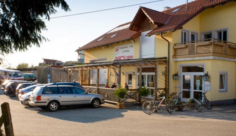 Landgasthaus - Außenansicht (© Foto: Sigi Stöbich)