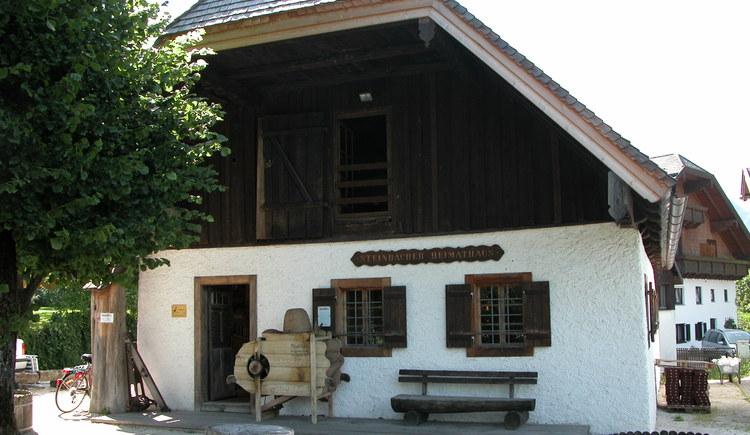 Heimathaus Steinbach am Attersee