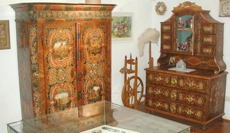 Bauernmoebelmuseum Hirschbach - Museum (© Gemeindeamt Hirschbach)