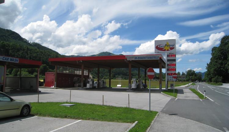 Tankstelle Euro Petrol