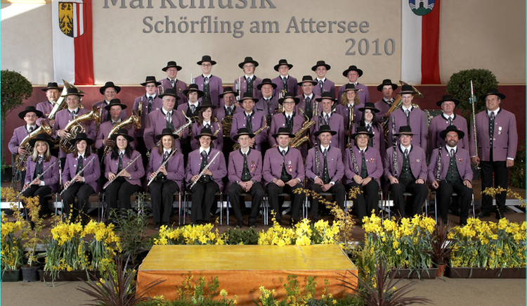 Marktmusik Schörfling (© Marktmusik Schörfling)