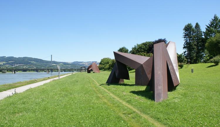 Forum metall im Linzer Donaupark (© LinzTourismus LEckerstorfer)