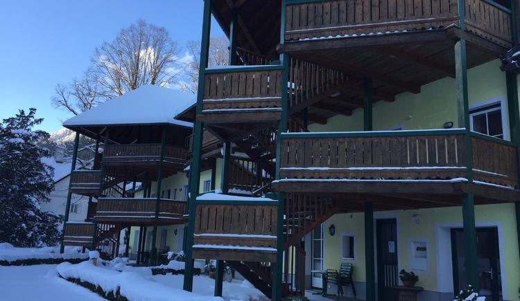 Wohnen im Forsthaus