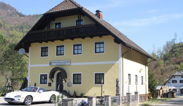 Frühstückspension, Privatzimmer, Route 145. (© Familie Reichl)