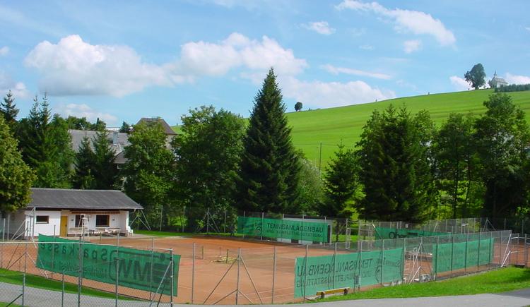 Tennis in Lembach (© Tourismusverband Lembach i.M.)
