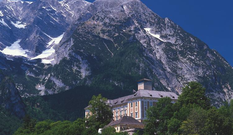 Schloss Trautenfels. (© TVB Ausseerland - Salzkammergut)
