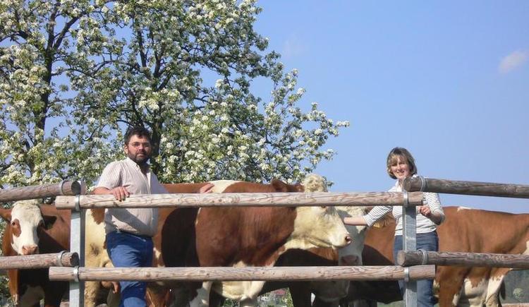 Bauernhofbetrieb