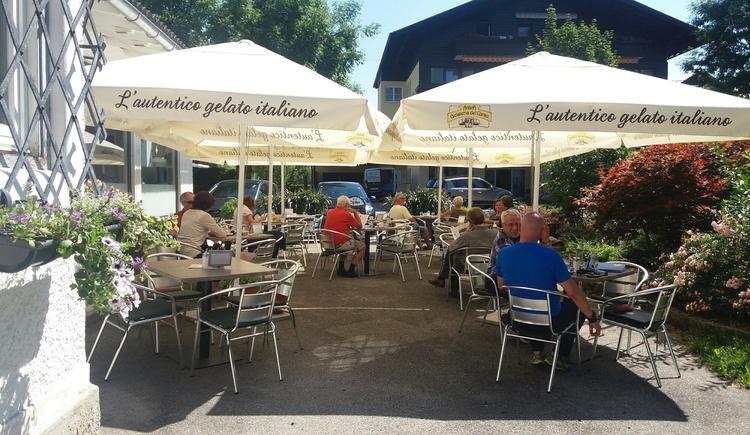 Gastgarten Cafe s´Platzl