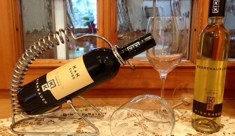 Ausgewählte Weinlieferanten für den vollen Genuss edler tropfen beim Südstadtwirt Perg. (© Erich Mitterlehner)