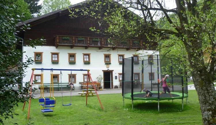 House Hödlbauer, St. Gilgen, Wolfgangsee, Salzkammergut