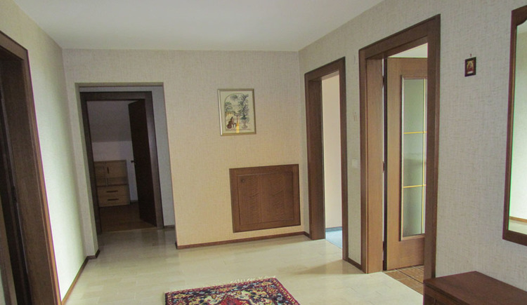 Entrance area - entrance hall of the apartment