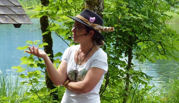 Sabina Haslinger - Märchenerzählerin (© Sabina Haslinger)