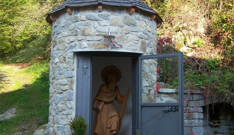 Judas Thaddäus Statue (© Tourist-Information)