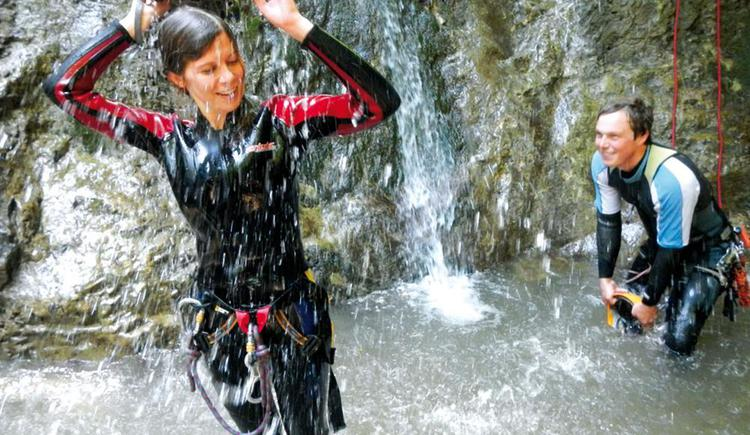 Canyoning Oberösterreich
