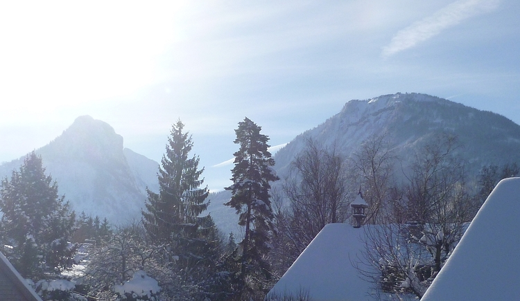Bergpanorama Winter. (© Kloibergütl)