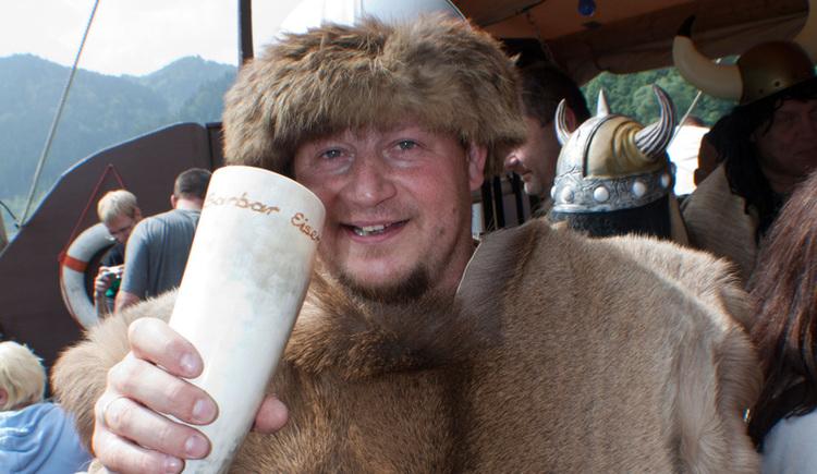Wikinger im Oberen Donautal (© Koblmüller)