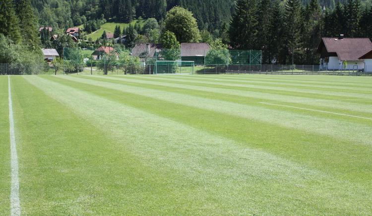 Fußballplatz Hinterstoder (© (c) Richard Fruhmann)
