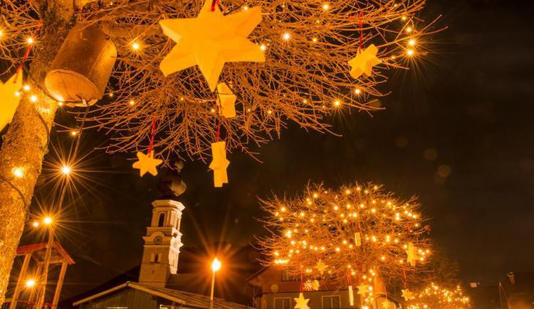 Advent under the linden tree in Faistenau (© Fuschlseeregion - Erber)