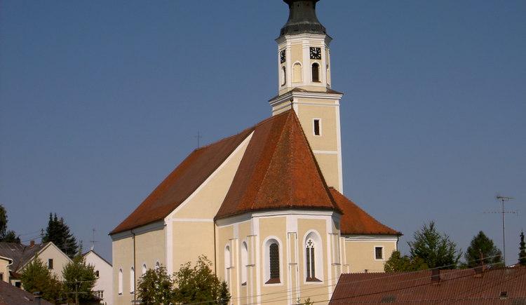 Pfarrkirche Münzkirchen