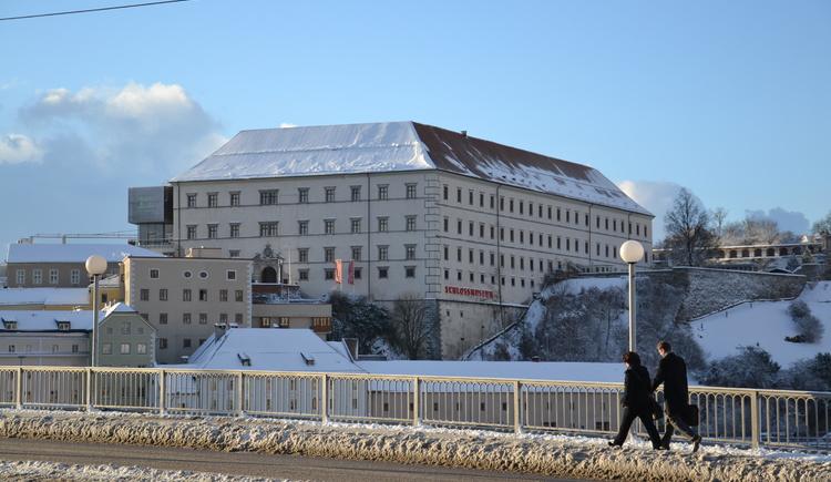 Schlossmuseum im Winter (© LinzTourismus Lukas Eckerstorfer)