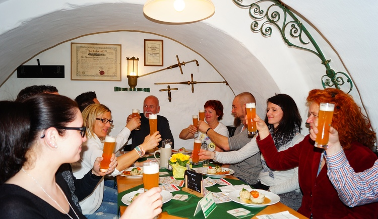 Kulinarischer Bierrundgang (© Schärding Tourismus)