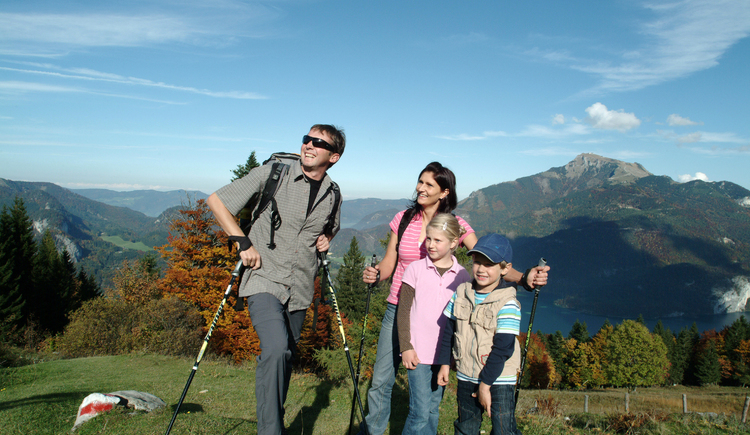Hiking around of Faistenau (© Tourismusverband Faistenau)