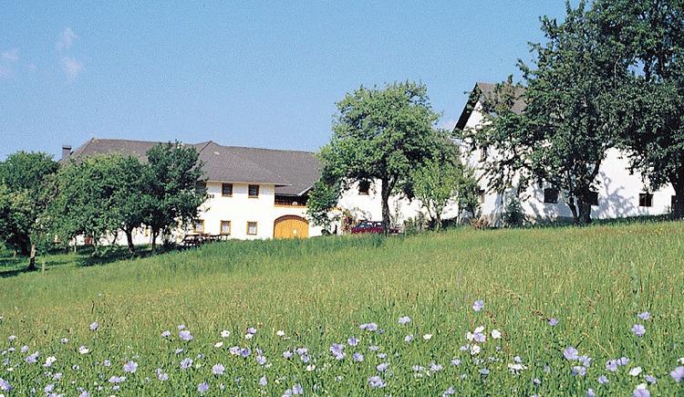 Der Nussbaumerhof verzaubert in jeder Jahreszeit...