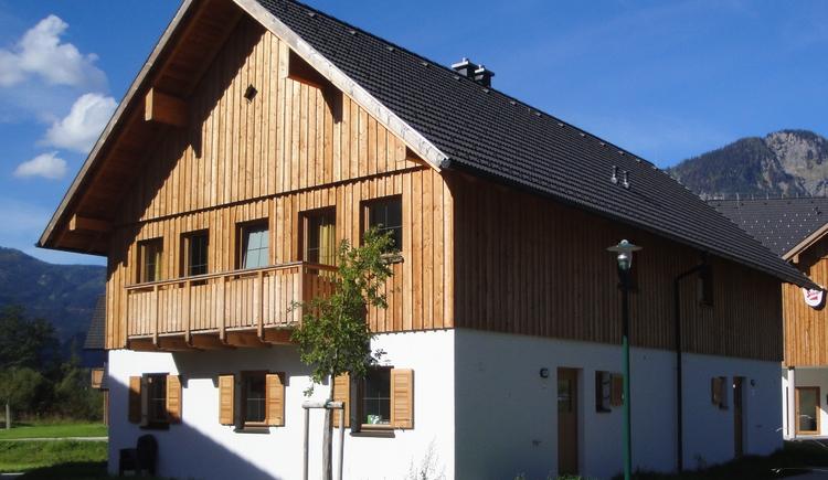 Chalet Wolfgangsee. (© Resort Obertraun)