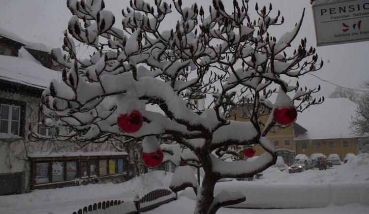Pension Schierl Winter Essigbaum (© Robert Winkler)