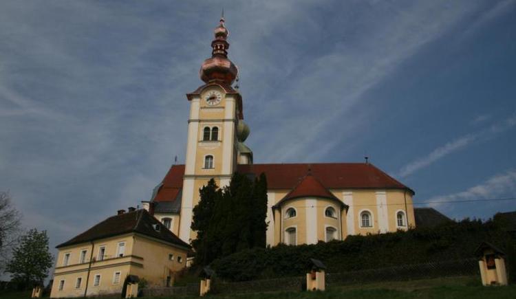 St. Andrä, Wallfahrtskirche Maria Loreto (© Verein BENEDIKT BE-WEG-T)