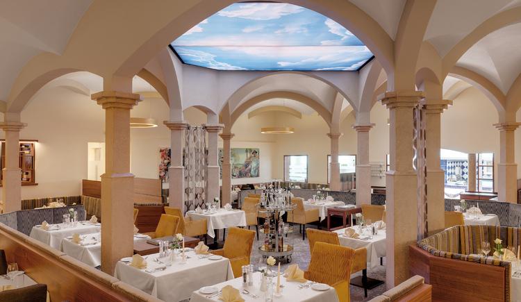 Restaurant (© Hotel Almesberger)