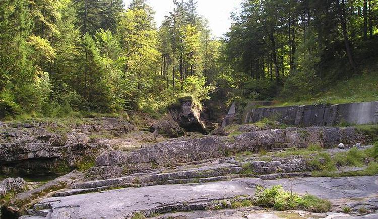 Felsenbad in Faistenau