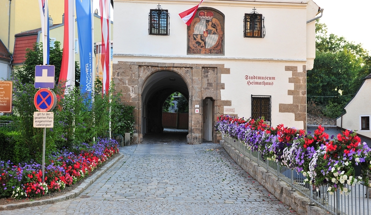 Schlosstor (© Tourismusverband Schärding)