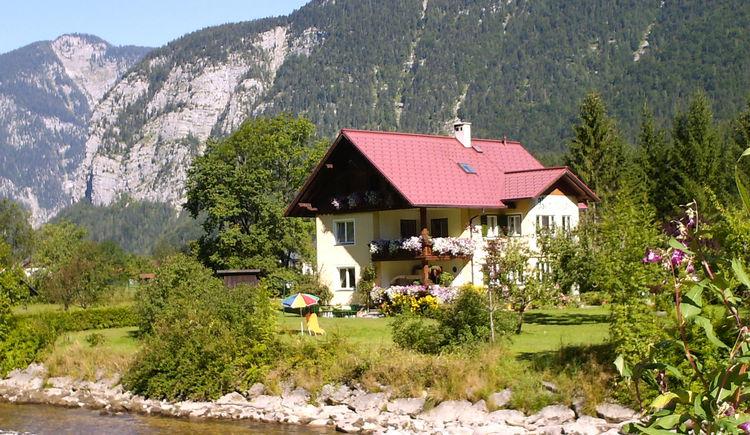 Ansicht des Haus Bergblick
