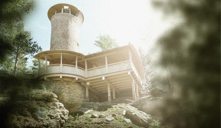 Das Hohaus Buchberg (© Tourismuskern Lasberg)