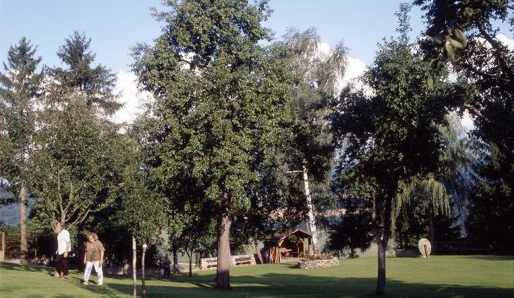 schattiger Garten (© Privat)