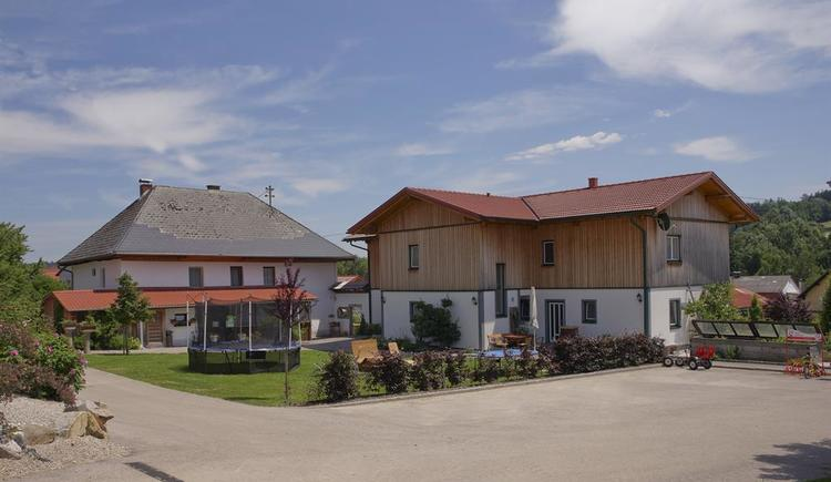 Obermayrgut Innenhof