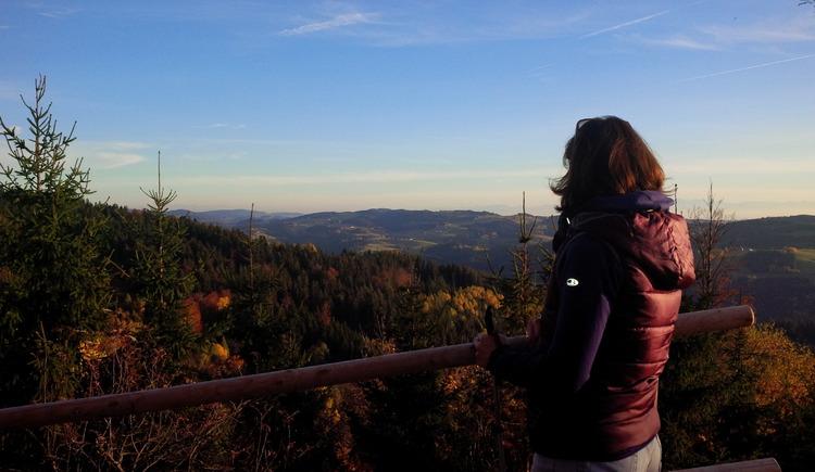 Der Wendenstein Weg bietet zu jeder Jahreszeit faszinierende Ausblicke.