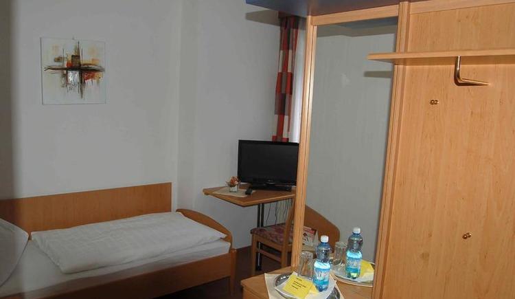 Gästezimmer Einbett
